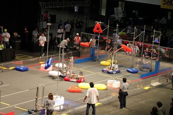 LA Robotics Competition