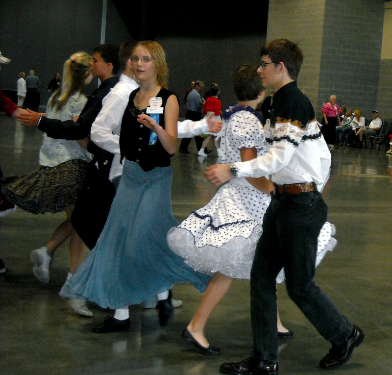 The National Square Dance convention - Day 3