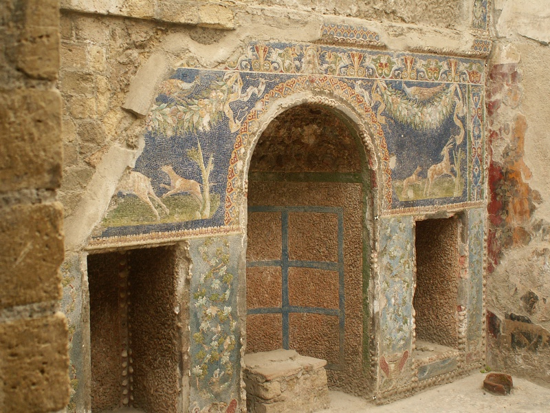 Our Italy trip - Day 7 -  Naples (Herculaneum)
